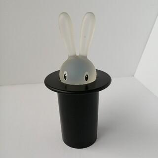 アレッシィ(ALESSI)のALESSI アレッシィ 爪楊枝入れ Magic Bunny マジックバニー(収納/キッチン雑貨)