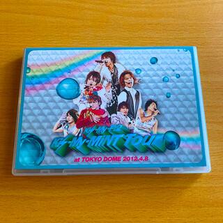 Kis-My-Ft2 - キスマイミントツアー ライブDVD 通常盤