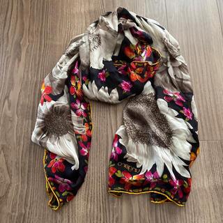 エマニュエルウンガロ(emanuel ungaro)のイタリア製 ウンガロ シルク100% スカーフ(バンダナ/スカーフ)