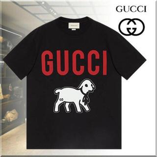 Gucci - GUCCI グッチ ラムTシャツ