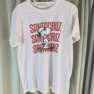 ピーナッツ(PEANUTS)のPEANUTS スヌーピー Tシャツ(Tシャツ/カットソー(半袖/袖なし))