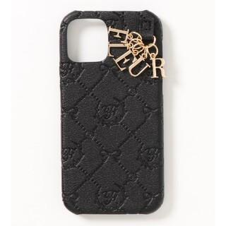 Maison de FLEUR - メゾンドフルール iPhone12 / 12pro ケース 新品