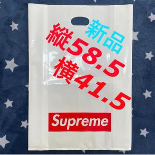 シュプリーム(Supreme)のSupreme ショッパー ショップバック ビニール袋 エコバッグ(ショップ袋)