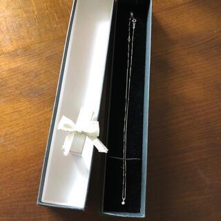エクセルコダイヤモンド ネックレス 18k