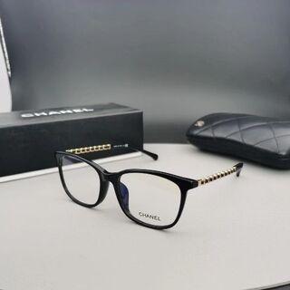 CHANEL - シャネル CHANEL 3409 メガネ フレーム サングラス ブラック