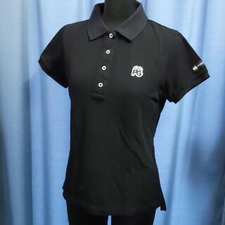 パーリーゲイツ(PEARLY GATES)のパーリーゲイツの黒でワンポイントシャツ(ウエア)