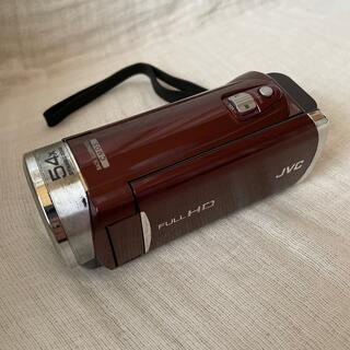 KENWOOD - JVC デジタルビデオカメラ Everio GZ-E265 USED品