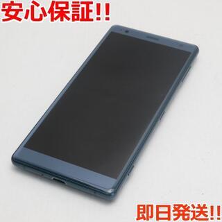 ソニー(SONY)の超美品 SIMロック解除済 SO-03K グリーン 本体 白ロム (スマートフォン本体)