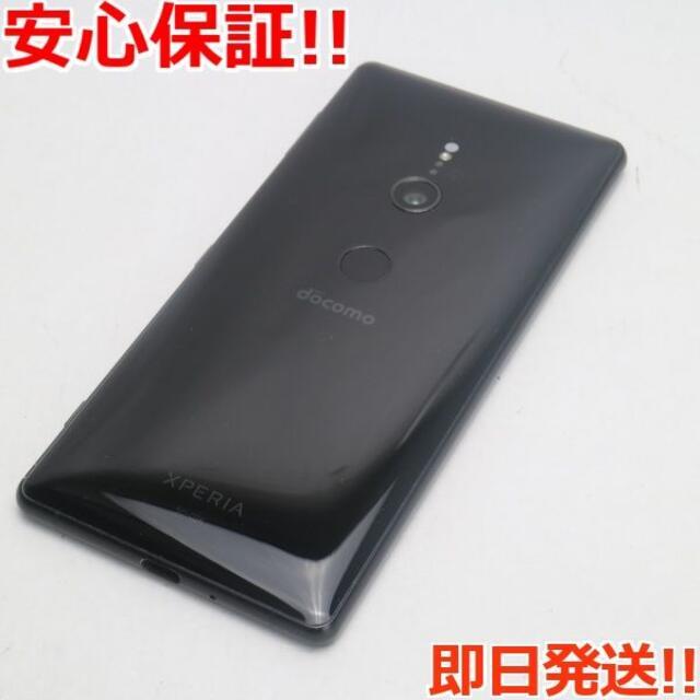 SONY(ソニー)の美品 SO-03K ブラック 本体 白ロム  スマホ/家電/カメラのスマートフォン/携帯電話(スマートフォン本体)の商品写真