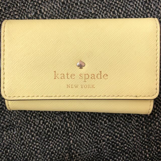kate spade new york(ケイトスペードニューヨーク)のケイトスペード キーケース レディースのファッション小物(キーケース)の商品写真