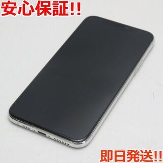 アイフォーン(iPhone)の新品同様 SIMフリー iPhone 11 Pro 512GB シルバー (スマートフォン本体)