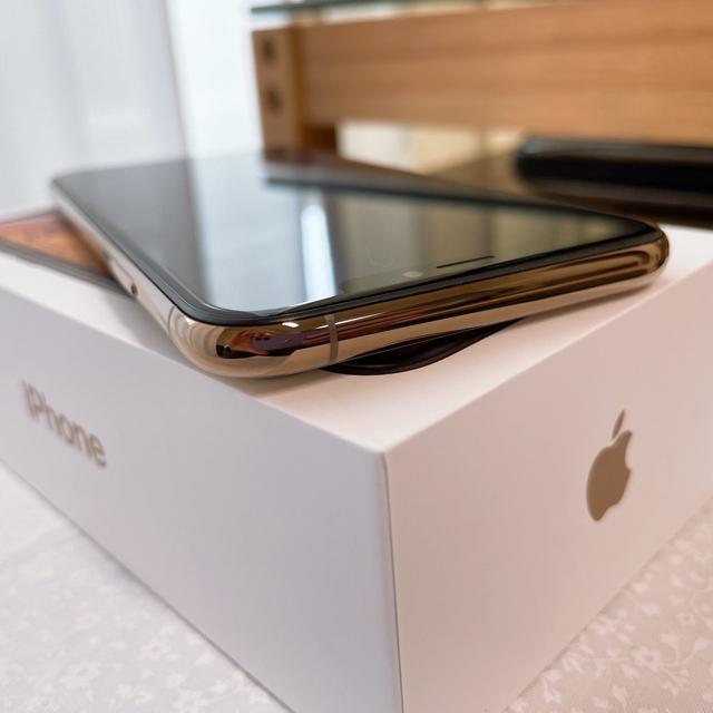 Apple(アップル)の【オラオラゴンマン様専用】iPhone XS 64GB 【美品】 スマホ/家電/カメラのスマートフォン/携帯電話(スマートフォン本体)の商品写真