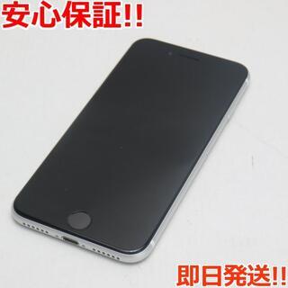 アイフォーン(iPhone)の新品同様 SIMフリー iPhone SE 第2世代 64GB ホワイト (スマートフォン本体)