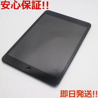 アップル(Apple)の超美品 iPad mini Wi-Fi32GB ブラック (タブレット)