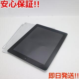 アップル(Apple)の超美品 iPad第3世代Wi-Fi64GB ブラック (タブレット)