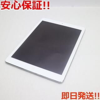 アップル(Apple)の新品同様 iPad Air Wi-Fi 16GB シルバー (タブレット)