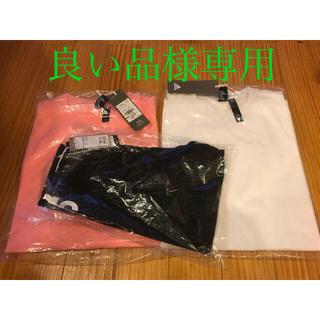 アディダス(adidas)の新品アディダスレギンス&Tシャツ Mサイズ2枚 計3点(レギンス/スパッツ)