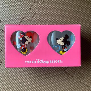ディズニー(Disney)のミッキーミニーのペアグラス(グラス/カップ)