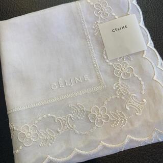 celine - お値下げ 未使用 セリーヌハンカチ