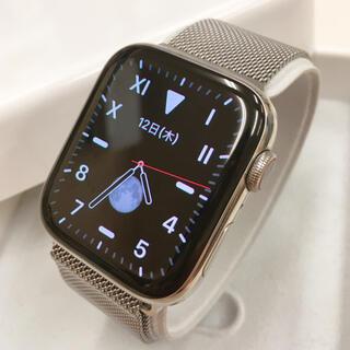 Apple Watch - Apple Watch series5 アップルウォッチ ステンレス