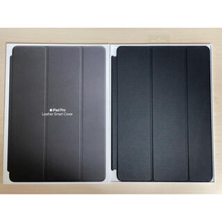 iPad - Apple iPad Pro 10.5インチ用 レザー スマートカバー ブラック