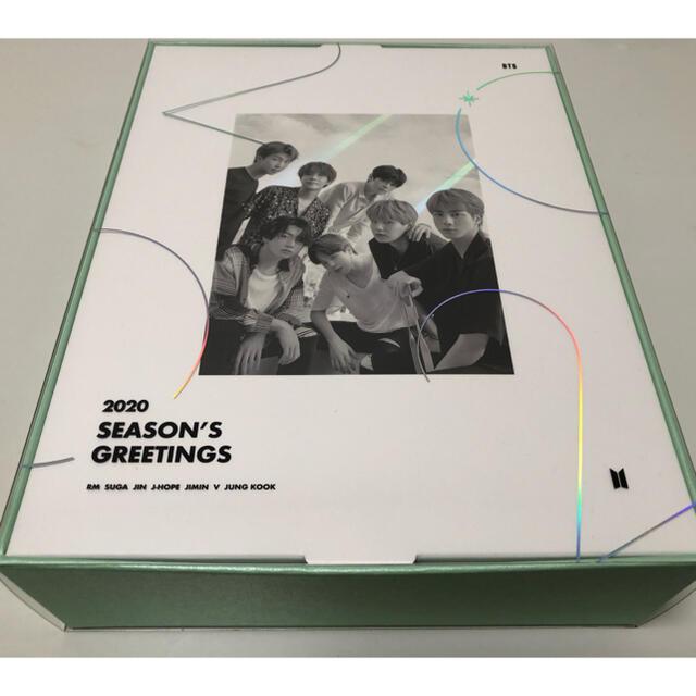 防弾少年団(BTS)(ボウダンショウネンダン)のBTS 2020 SEASON'S GREETINGS エンタメ/ホビーのタレントグッズ(アイドルグッズ)の商品写真