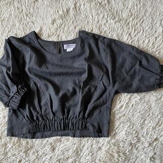 チャオパニックティピー(CIAOPANIC TYPY)のCIAOPANICTYPY コットンリネン プルオーバー 140cm(Tシャツ/カットソー)