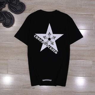 Chrome Hearts -  人気 Chrome Hearts 男女兼用 tシャツ