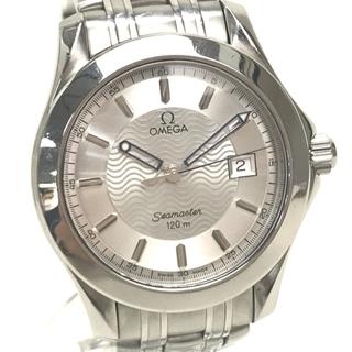 オメガ(OMEGA)のオメガ 2511.31(58715354) シーマスター120m メンズ腕時計(腕時計(アナログ))
