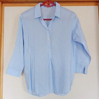 エニィスィス(anySiS)のanySIS 長袖シャツ サイズ2(シャツ/ブラウス(長袖/七分))