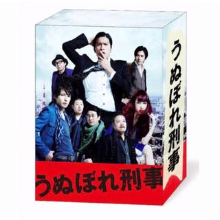 【新品】 うぬぼれ刑事 DVD-BOX〈6枚組〉(TVドラマ)