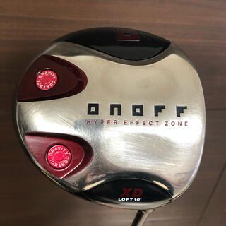 ダイワ(DAIWA)のオノフ ドライバー グローブライド ドライバー ダイワ メンズ ゴルフクラブ(クラブ)