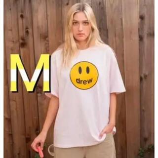 Drew House Mascot ドリューハウス マスコットTシャツ  ピンク