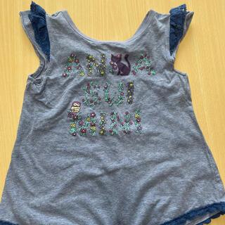 アナスイミニ(ANNA SUI mini)のANNA SUI miniシャツ120センチ(Tシャツ/カットソー)