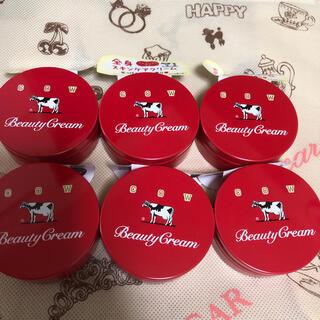 カウブランド(COW)のカウブランド 赤箱 ビューティクリーム 6個セット☘(美容液)