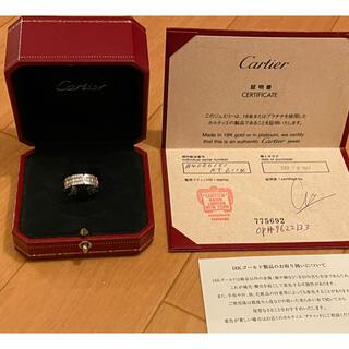 Cartier - Cartier カルティエ タンクフランセーズダイヤモンドリング