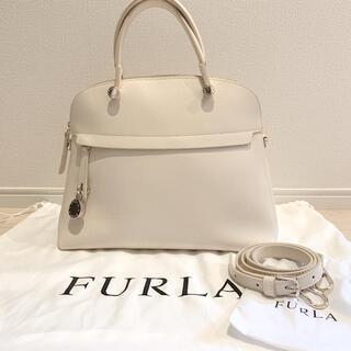 Furla - フルラ パイパー ホワイト