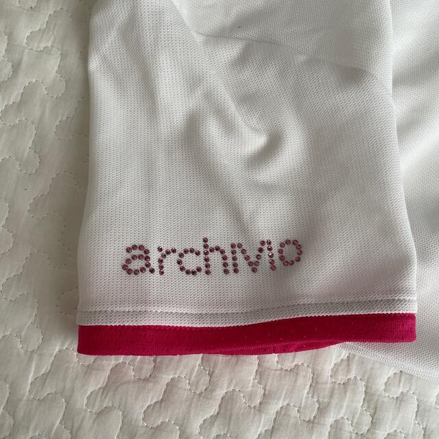 アルチビオ ゴルフウェア レディース ポロシャツ スポーツ/アウトドアのゴルフ(ウエア)の商品写真