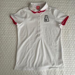 アルチビオ ゴルフウェア レディース ポロシャツ