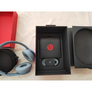 Beats by Dr Dre - beats solo2 Beats by Dr Dre GRY