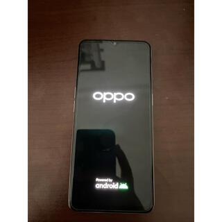 OPPO - OPPO A73 ダイナミックオレンジ 本体と箱のみ