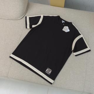 ロエベ(LOEWE)のLoewe ロゴ コットン Tシャツ M オーバーサイズ(Tシャツ/カットソー(半袖/袖なし))