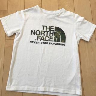 THE NORTH FACE - ノースフェイス 半袖Tシャツ 130