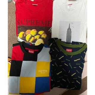 Supreme - supreme Tシャツ まとめ売り