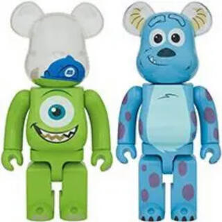 MEDICOM TOY - ベアブリック Bearbrick Mike SULLEY 1000%