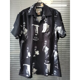WACKO MARIA - 大人気WACKO MARIA X BASQUIAT シャツ 半袖 メンズ
