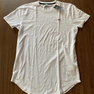 ホリスター(Hollister)のホリスター 白Tシャツ(Tシャツ(半袖/袖なし))