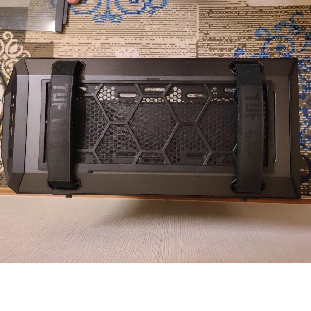 ASUS(エイスース)のASUS TUF Gaming GT501 ミッドタワー PCケース スマホ/家電/カメラのPC/タブレット(PCパーツ)の商品写真