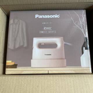 Panasonic - パナソニックPanasonic 衣類スチーマー NI-CFS770-C ベージュ