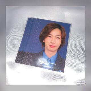 エービーシーズィー(A.B.C.-Z)のA.B.C-Z 河合郁人 Myojo データカード大 9枚 まとめ売り(アイドルグッズ)